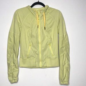 Lululemon Street To Studio Jacket Mellow Yellow 4